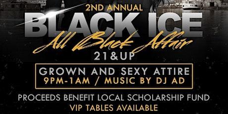 Black Ice: All Black Affair tickets
