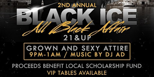 Black Ice: All Black Affair