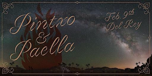 Pintxo & Paella at Del Rey
