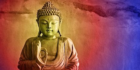 Buddhismus – Eine Lebenskunst mit allen Sinnen erfahren Tickets