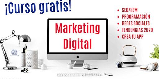 MKT Digital para principiantes ¡Empieza a vender por Internet!