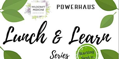 Lunch and Learn Series- April tickets