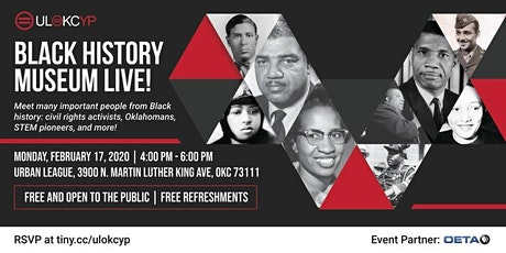 Black History Live! Museum tickets