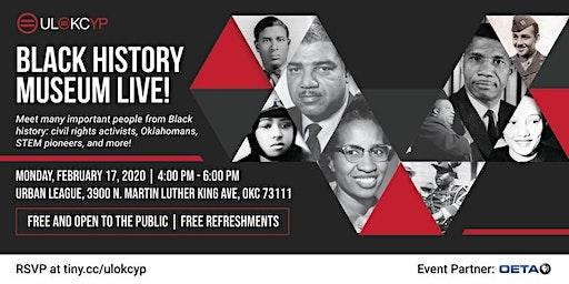 Black History Live! Museum