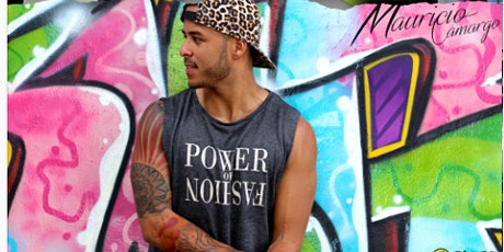 Reggaeton 2021 Presents - Mauricio Camargo Zumba Masterclass! tickets