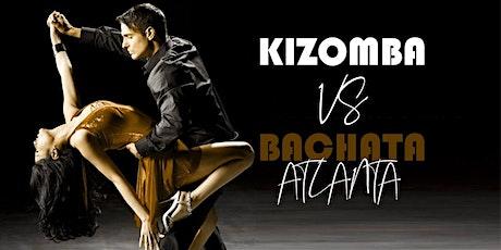 Kizomba vs Bachata   Friday Grand Opening   tickets