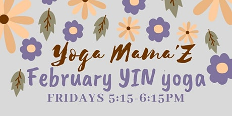 YIN Yoga tickets