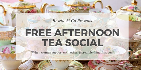 Afternoon Tea Social tickets