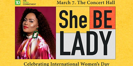 She Be Lady 2020 tickets