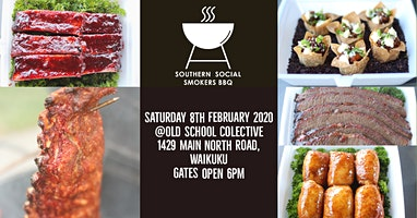 Southern Social Smokers BBQ Fundraiser