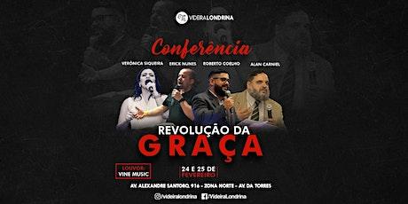 Conferência Revolução da Graça ingressos
