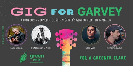 GIG for Garvey tickets