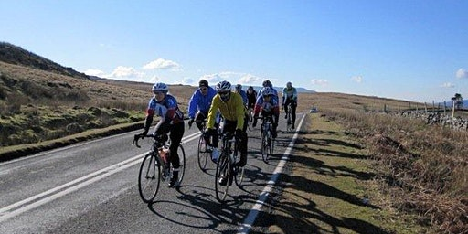 Cardiff Ajax CC 100 mile reliability ride 2020