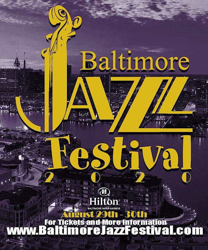 Baltimore Jazz Festival 2020 image