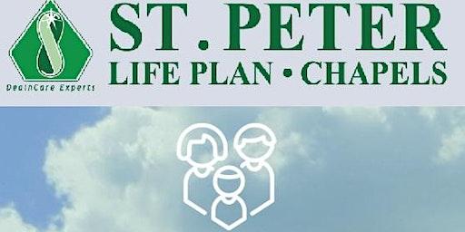 St. Peter Life Plan Sign Up
