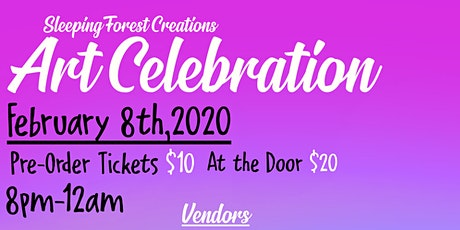 SFC Art Celebration tickets