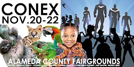 ConEX 2020 tickets