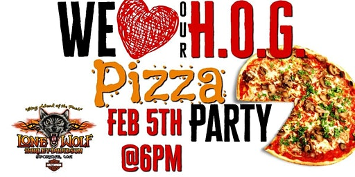 HOG Pizza Party