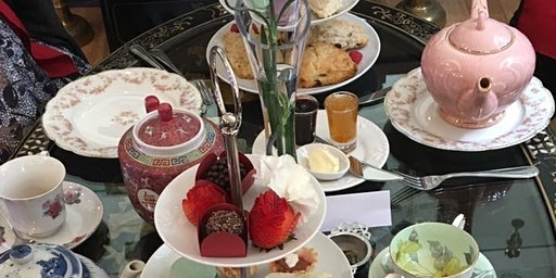 Valentine's Traditional Afternoon Tea - Feb 9th