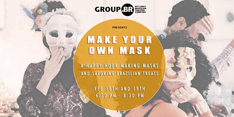 Make your Own Mask tickets