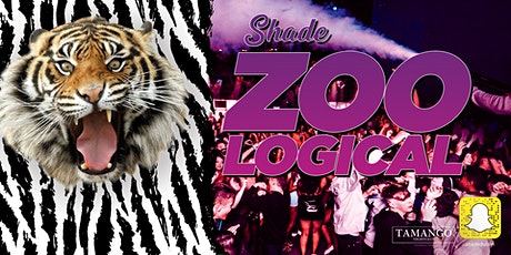 Shade Presents: Zoological at Tamango Nightclub tickets