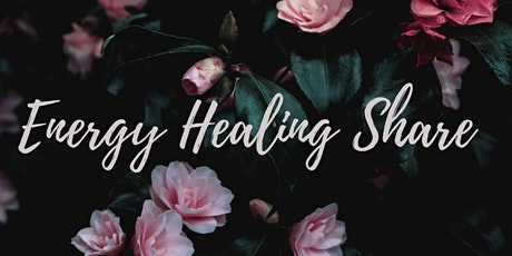 Energy Healing Share tickets