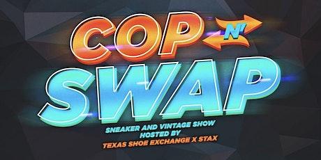 ATX Cop N Swap Vol 2 tickets