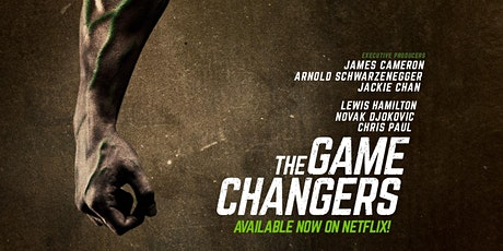 Screening of The Game Changers tickets