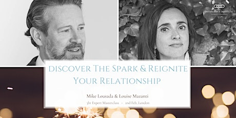 Discover The Spark & Reignite Your Relationship tickets