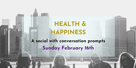 Health & Happiness Social tickets