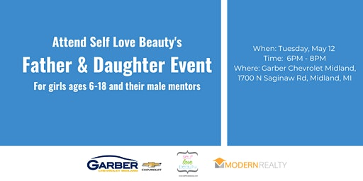 Self Love Beauty's Father & Daughter Event