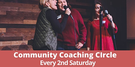 Community Coaching Circle with Jaclyn Urban tickets