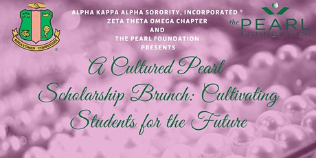 A Cultured Pearl Scholarship Brunch: Cultivating Students for the Future tickets