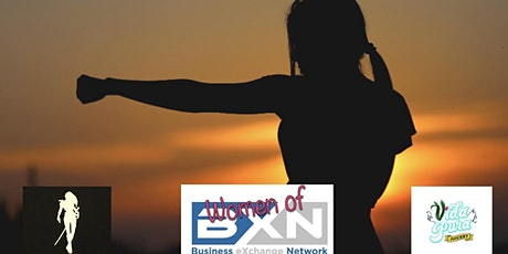 Women of BXN Self-Defense and Networking tickets