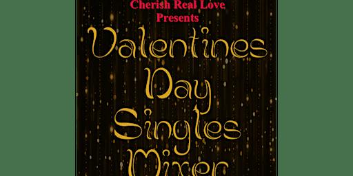 Cherish Real love Singles Mixer