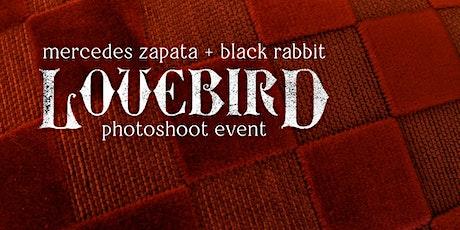 Lovebird / A Portrait Event by Mercedes Zapata x Black Rabbit tickets