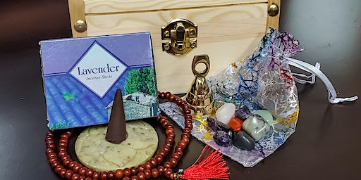 Spiritual Treasure Chest: Creating Your Own Altar Box