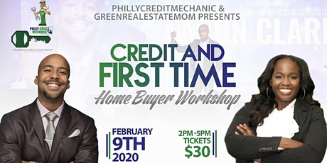 Credit & First Time Home Buyer Seminar tickets
