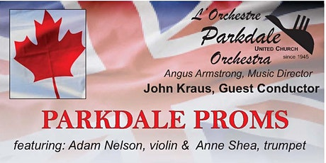 Parkdale Proms tickets