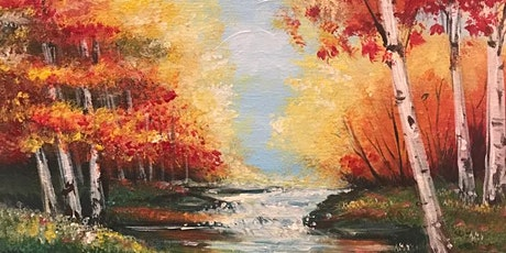 Chill & Paint Night  Auck City Hotel  - Forrest Stream tickets