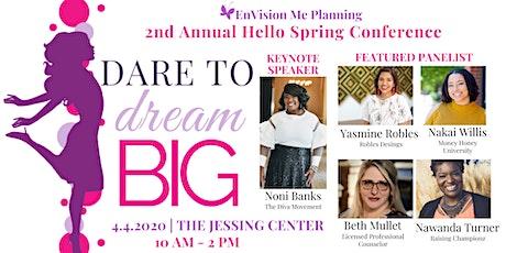 Dare To Dream BIG!  tickets