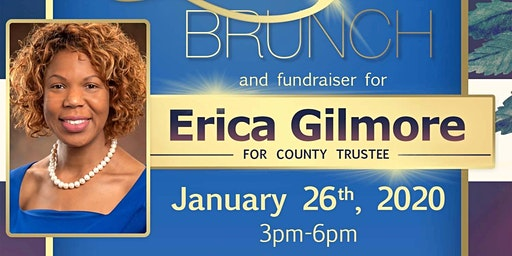Sunday Soul Brunch & Fundraiser: Erica Gilmore For County Trustee