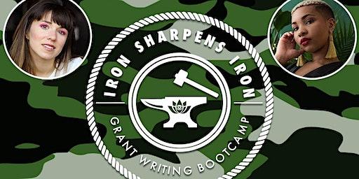 Iron Sharpens Iron: Grant Writing Workshop