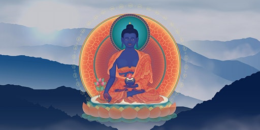 Healing Wisdom: The Practice of Medicine Buddha - in Anchorage, AK with Gen Khedrub