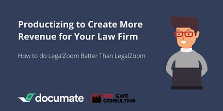 Productizing Your Law Practice: How to Do LegalZoom Better Than LegalZoom tickets