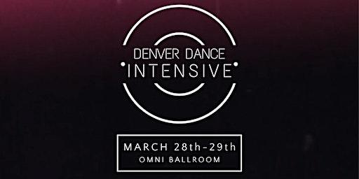 Denver Dance Intensive 2020
