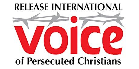 Release International Worship Weekend tickets