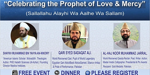 25th ANNUAL NFIE MAWLID UN NABI (SAWS) CONFERENCE
