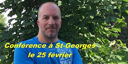 """St-Georges - Conférence M.Alex: Coaching aux parents """"Pour une discipline positive et préventive"""""""