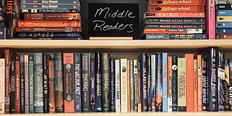 Middle Reader Book Club April 2020 (The Girl Who Drank The Moon) tickets